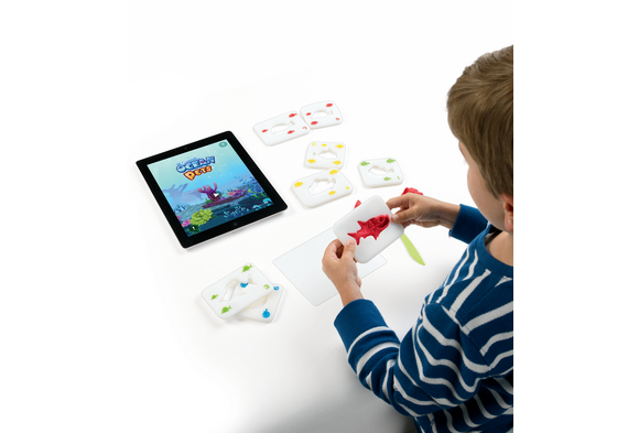 Interactive Virtual Aquarium Craft Kit
