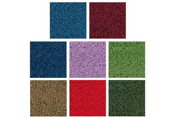 KIDply® Soft Solid Rug 6' x 9' Rectangle