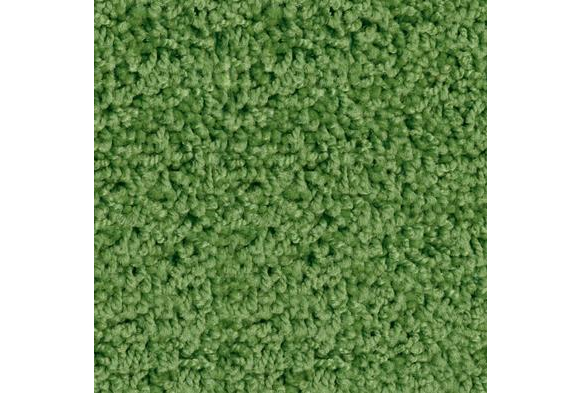 KIDply® Soft Solid Rug 6 x 9 Rectangle - Grass Green