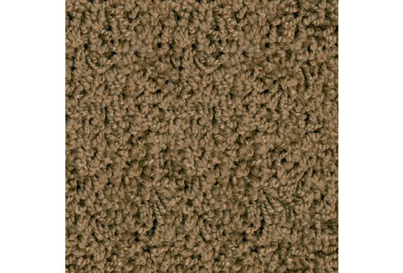 KIDply® Soft Solid Rug 6' x 9' Rectangle - Brown Sugar