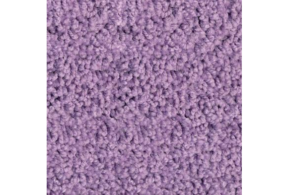 KIDply® Soft Solid Rug 6 x 9 Rectangle - Lilac