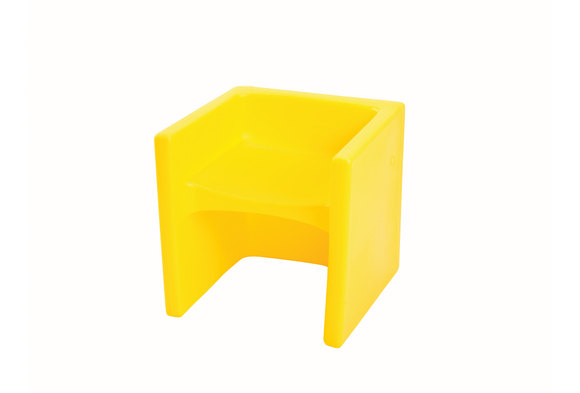 Chair Cube® - Yellow