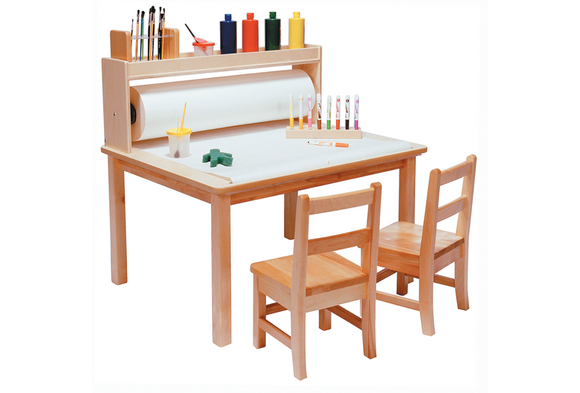 Arts & Crafts Table for Two - 24