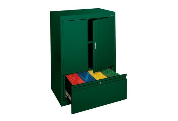 Metal Storage Cabinet With Drawer 42
