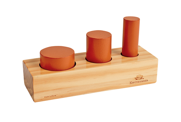 Environments® earlySTEM™ Junior Explorers Cylinder Puzzle