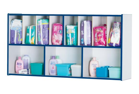 Rainbow Accents® Diaper Organizer - Navy