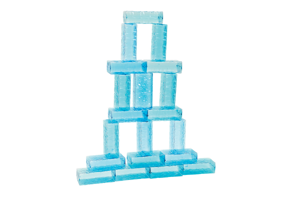 Excellerations(R) Ice blocks Set of 20