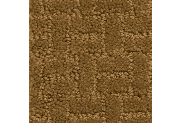 Soft-Touch Texture Rug, Rectangle, 6' x 9' - Caramel