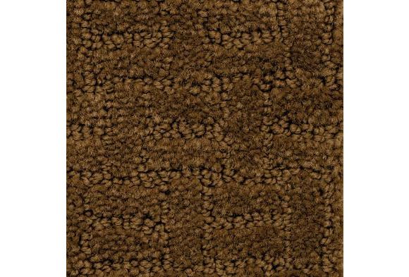 Soft-Touch Texture Rug, Rectangle, 8' x 12' - Dark Brown