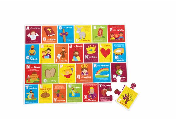 Bible ABC Puzzle