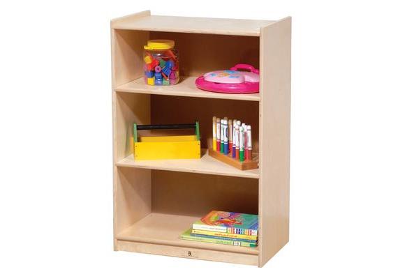 Narrow Shelf Storage