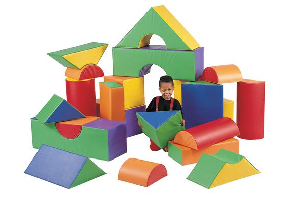 Module Blocks - 21 pc