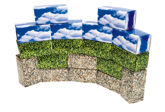 Excellerations® Nature Blocks Set of 18