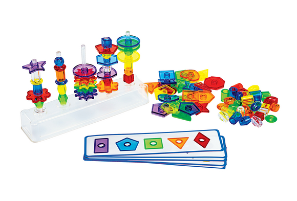 Excellerations® Math Light Table Activity Set