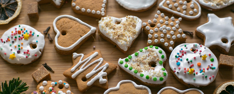 Медово имбирное печенье рецепт