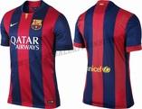 Thumb barcelona fc new home kit season 2014 2015 shirt