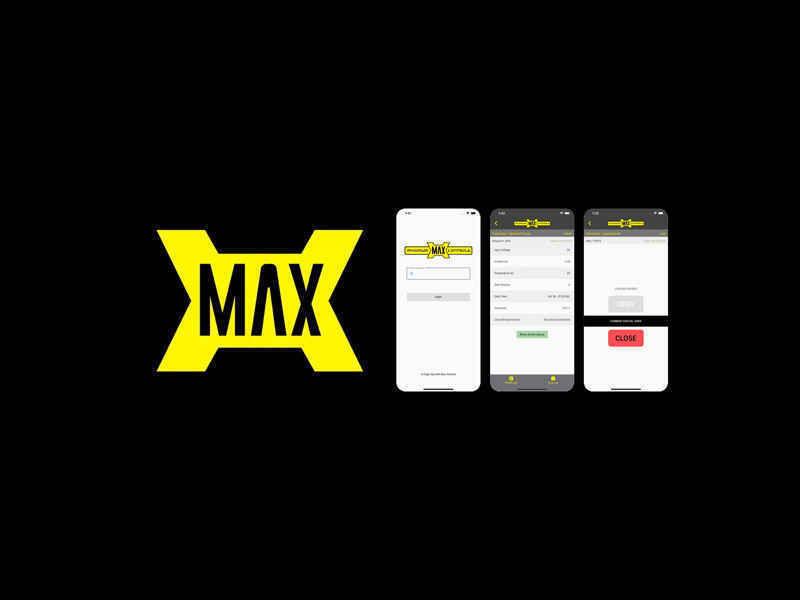 Max Cloud App
