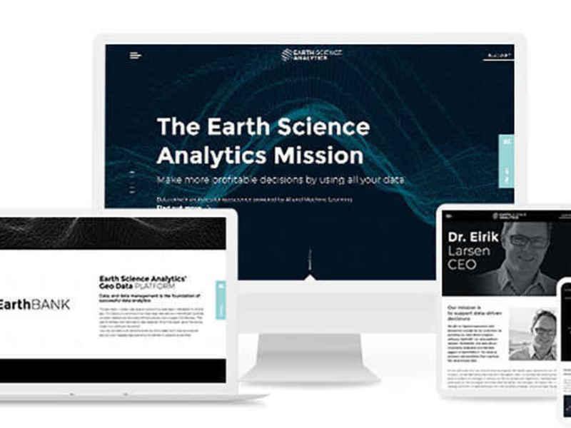 Earth Science Analytics