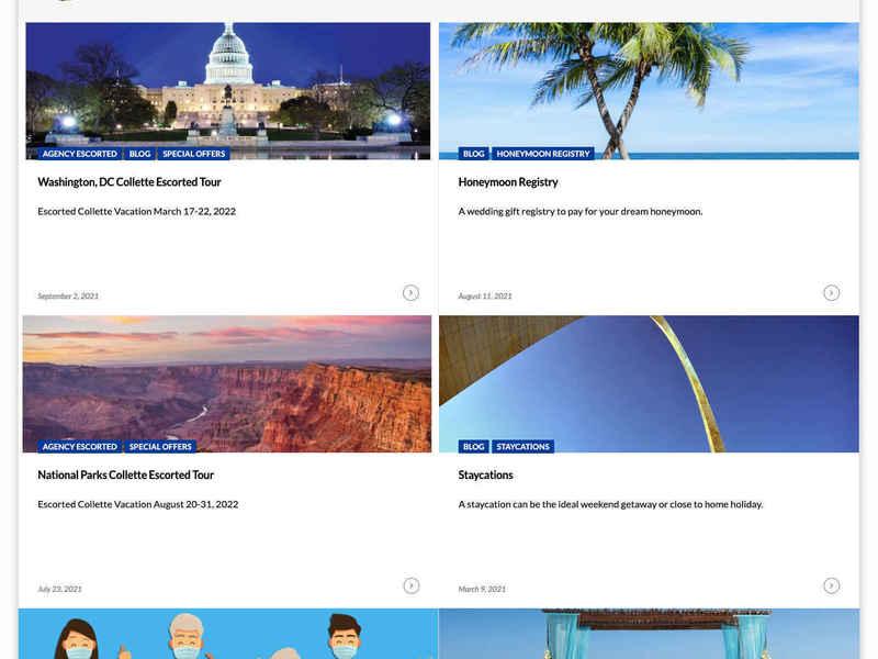 Salem Travel Website