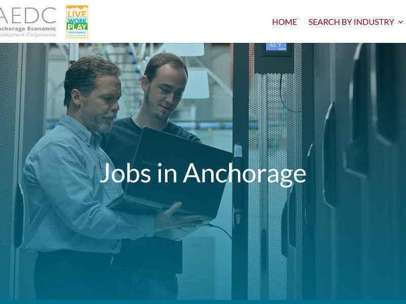 Anchorage Job Finder