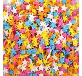 Mostacilla Estrella Colores 20 Grs