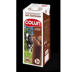 Leche Colun sin Lactosa con Chocolate 1L