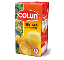 Néctar Colun sabor Naranja 1L