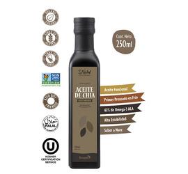 Aceite de Chia Sow 250ml