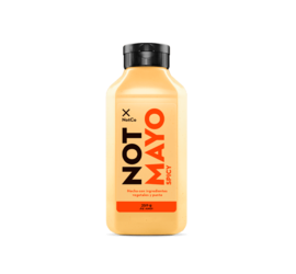 NOT MAYO SPICY SQUEEZE 350 GR.