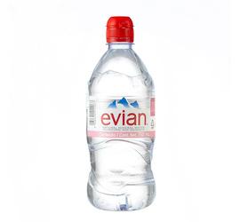 Agua mineral Evian
