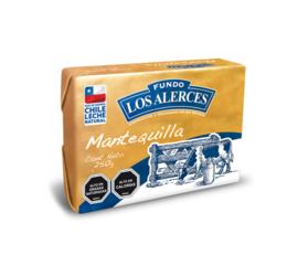 Mantequilla Los Alerces con Sal 250gr