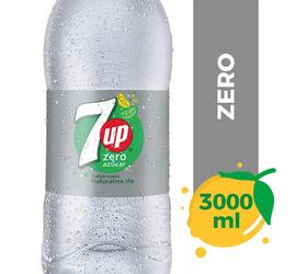 Seven Up Zero 3L