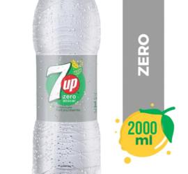 Seven Up Zero 2L