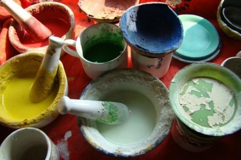 Pinturas caseras y naturales para el hogar pot store for Pinturas para el hogar