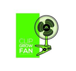 Ventilador Clip Grow