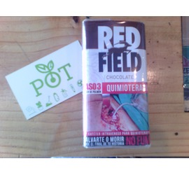 Red Field Chocolate 40grs