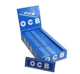 Papel OCB Azul Nº1