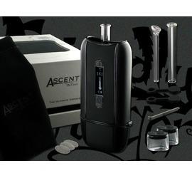 Vaporizador Ascent Black