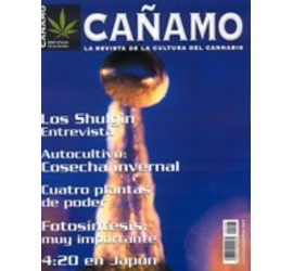 Revista Cañamo Edi. 108