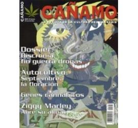 Revista Cañamo Edi. 105