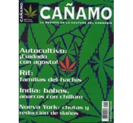 Revista Cañamo Edi. 104