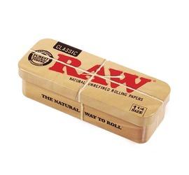 Caja Metálica King RAW Preenrolados