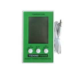 Termohigrometro con sonda Teknifarm