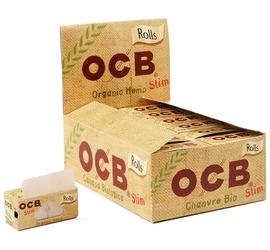 Papel OCB Rolls Cañamo