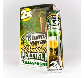 Blunt Wrap Champagne (x2)