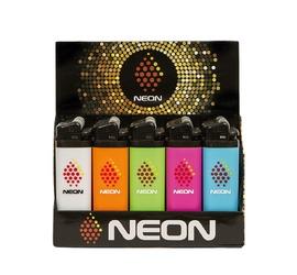 Encendedor Neon Solido