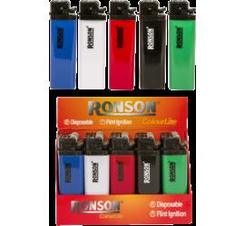 Encendedor Ronson Color