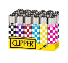 Encendedor Clipper Cuadrados