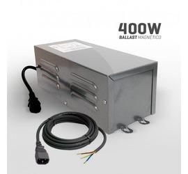 Balastro Magnético 400w Hortilight