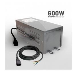 Balastro Magnético 600W Hortilight